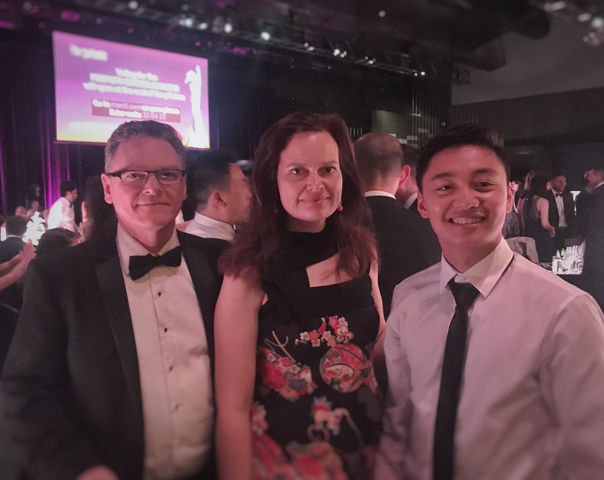 Our Melbourne executive and operational team, Laurence Meagher, Georgia Von Guttner and Erick Villaceran, attended the #MTGTGala last night and enjoyed a fantastic event. Congratulations to all of the startups that presented and the @medtechactuator and @MTGT_Challenge team!