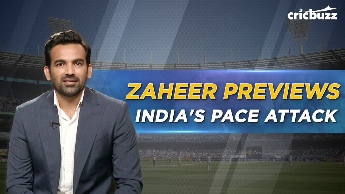 'Ishant-led pace attack's experience will be the key for India's success', feels @ImZaheer as he previews India's pace attack for the #AUSvsIND Test series.