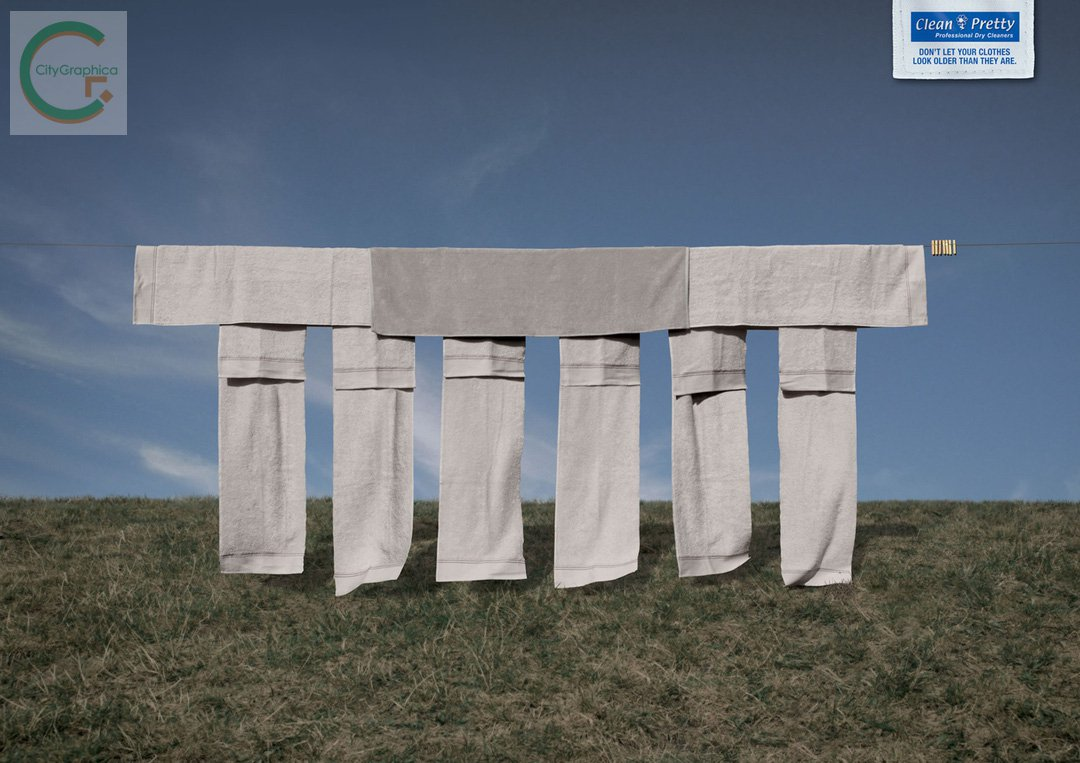 Ретро постер для химчистки. шаблон оформления рекламы с местом для ... | 763x1080