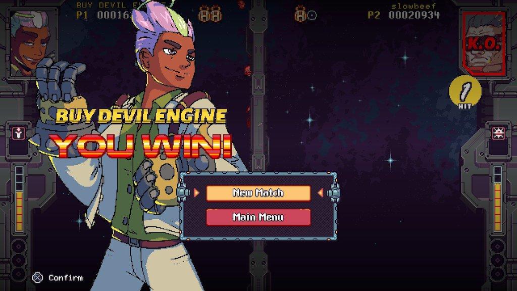 Devil Engine Game