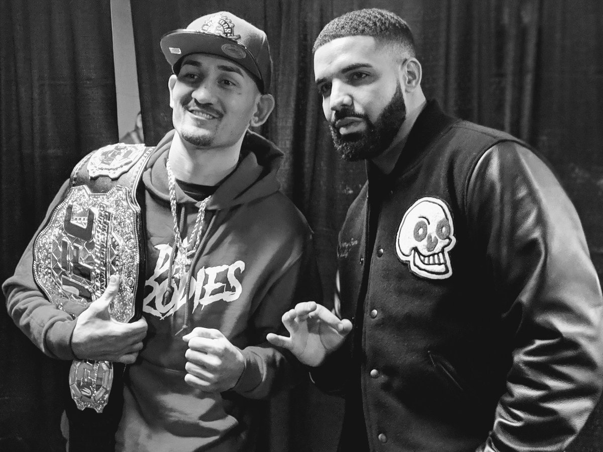 RT @BlessedMMA: 🤙🏻 🇨🇦 #ufc231 #wethenorth #6ixgod https://t.co/bbeXLU28dr