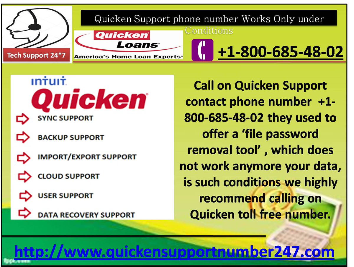Quicken Login Not Working