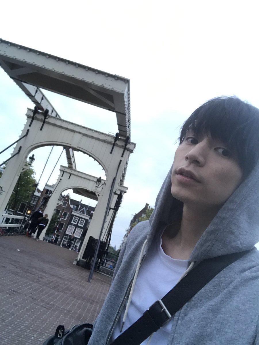 明日は、俺旅イベント@東京!!楽しみだー(*^^*)よろしくね!