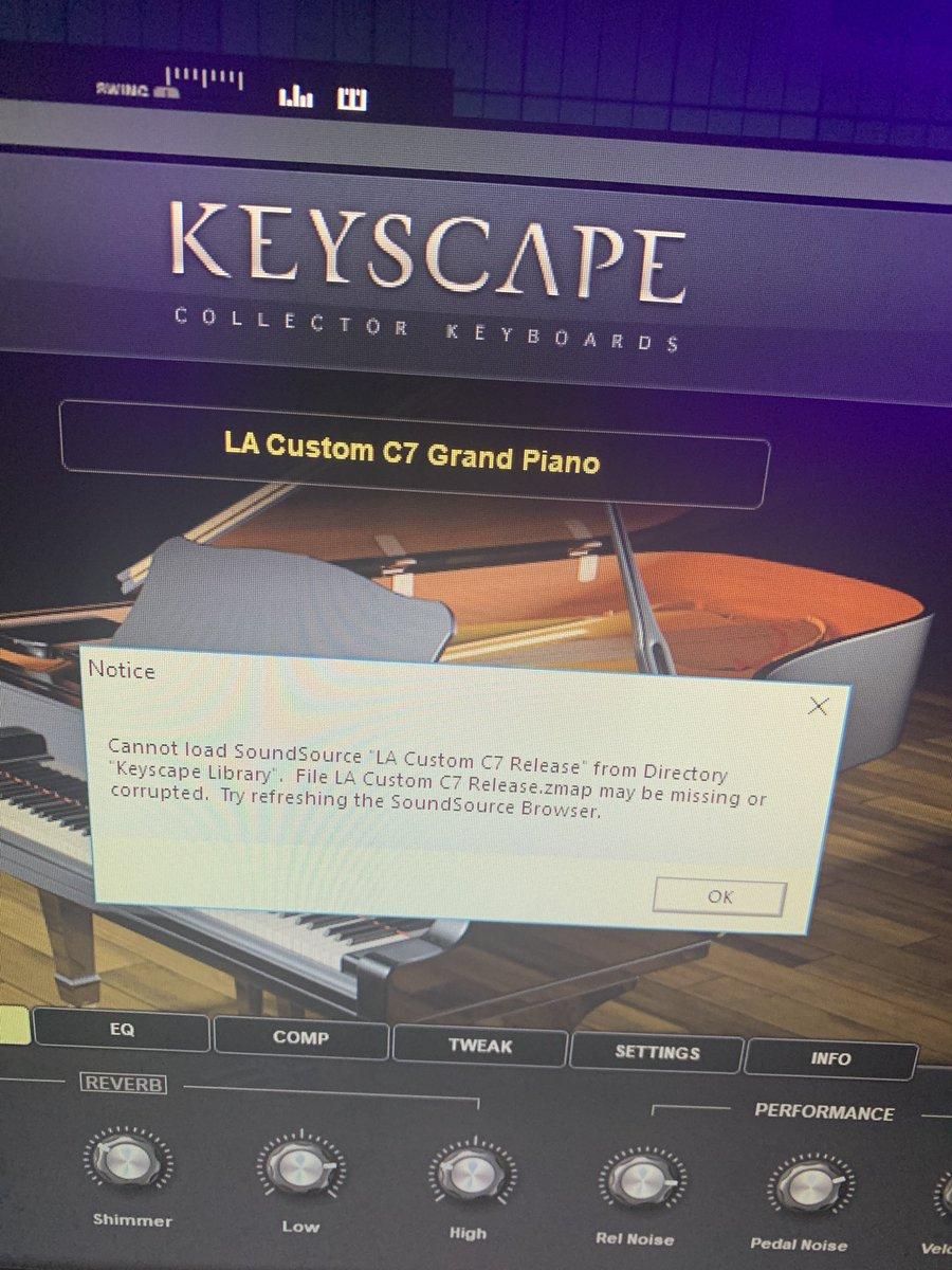 nexus grand piano