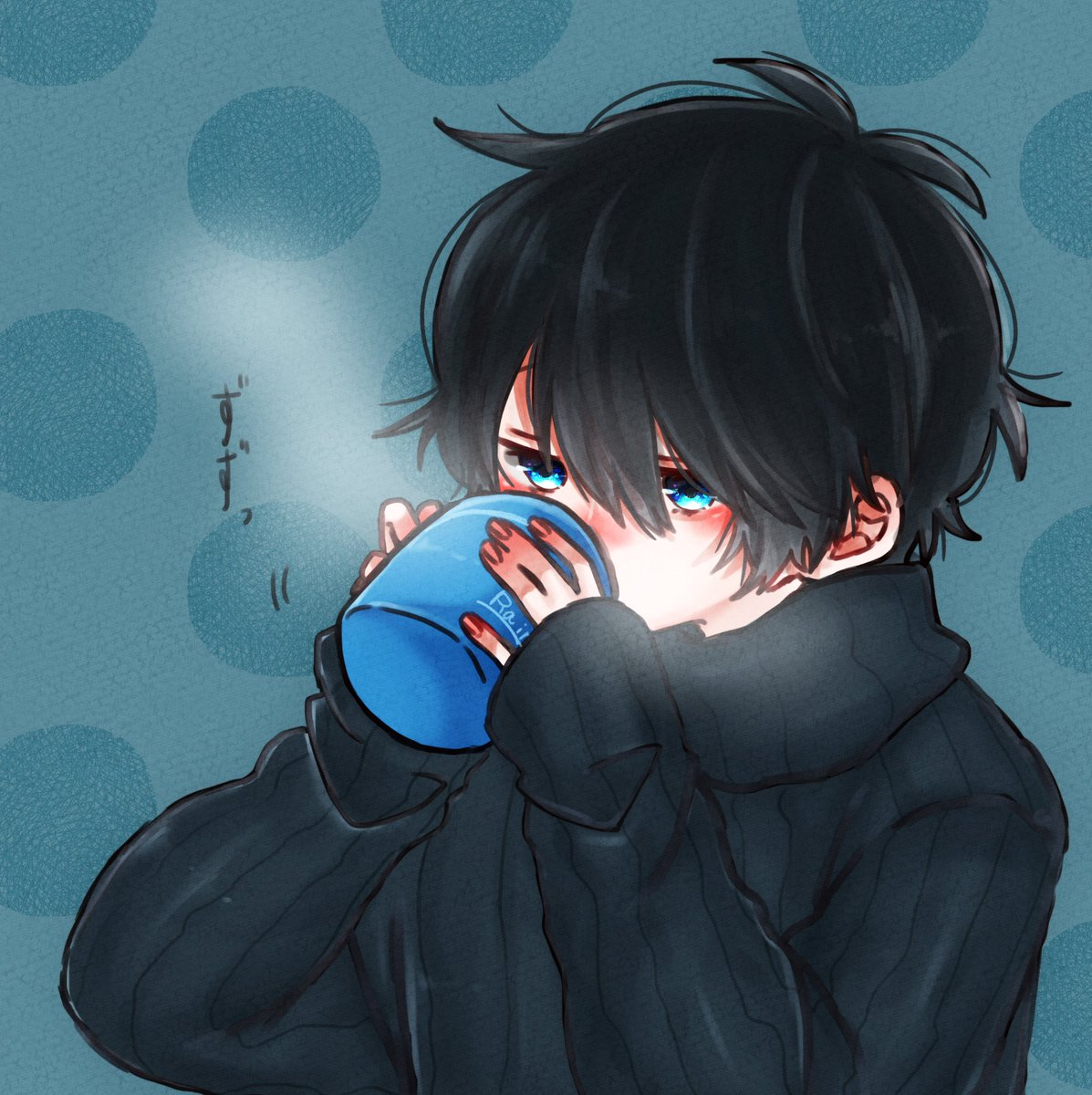 そらるさんにホットミルク飲ませたら熱かったようです