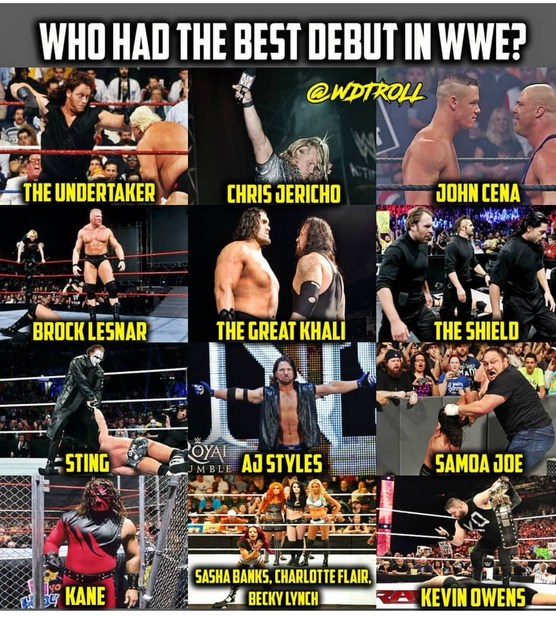 Wrestling Fans its #FollowFriday Turn on Notifications! Grow the #wrestling community. #Follow everyone who #RT and #Like the tweet, including me. #IFB #FOLLOWBACK #followme #FollowTrain #SDLive #FF #WWETLC #RAW #WrestlingCommunity #TMARMY #wwe #WWENXT #WWESuperCard