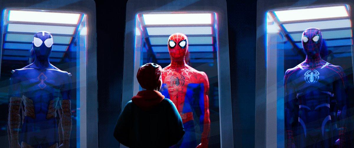 『スパイダーマン:スパイダーバース』がニューヨーク映画批評家協会賞にて、アニメーション賞を受賞しました?本作は2019年3月8日(金)公開??️胸を躍らせてお待ちください✨#スパイダーマン #スパイダーバース