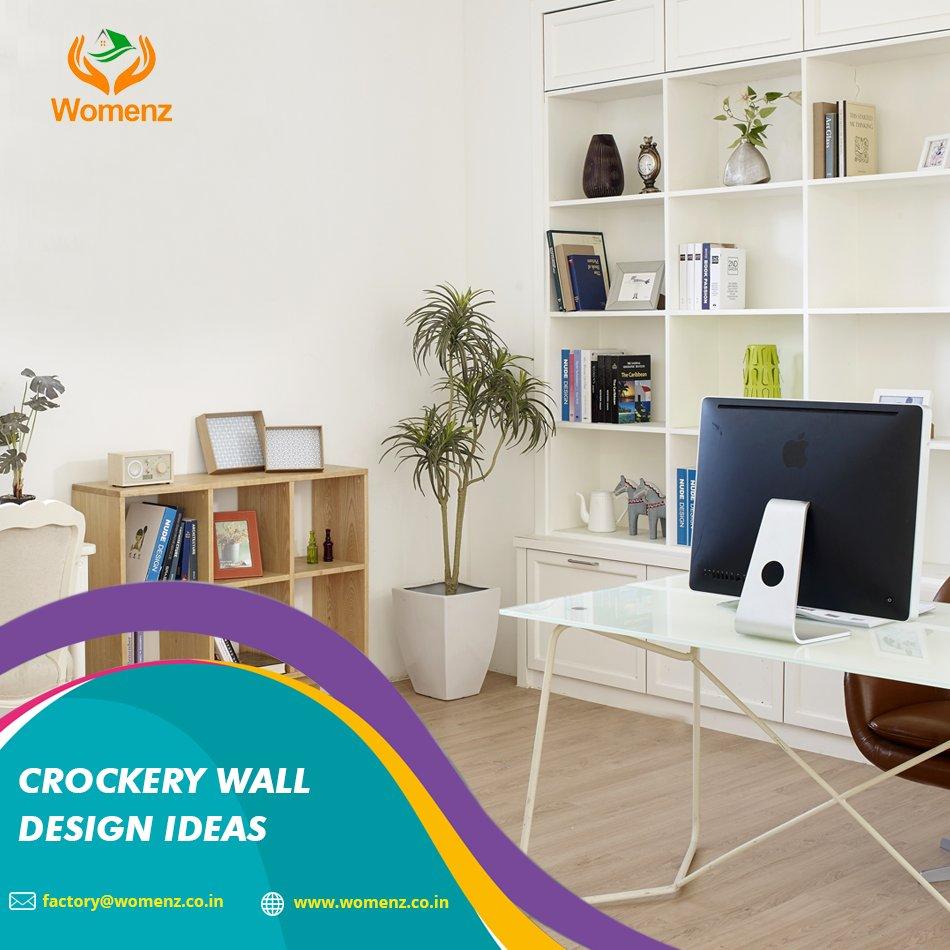 Womenz Modular Designers Pvt Ltd On Twitter Get Best Design Ideas For Wall Crockery Units We Provide Best Ideas To Make Your Home Beautiful To Know More Visit Https T Co 5vp4qvmmv7 Crockeryunits Crockeryunitsdesigners