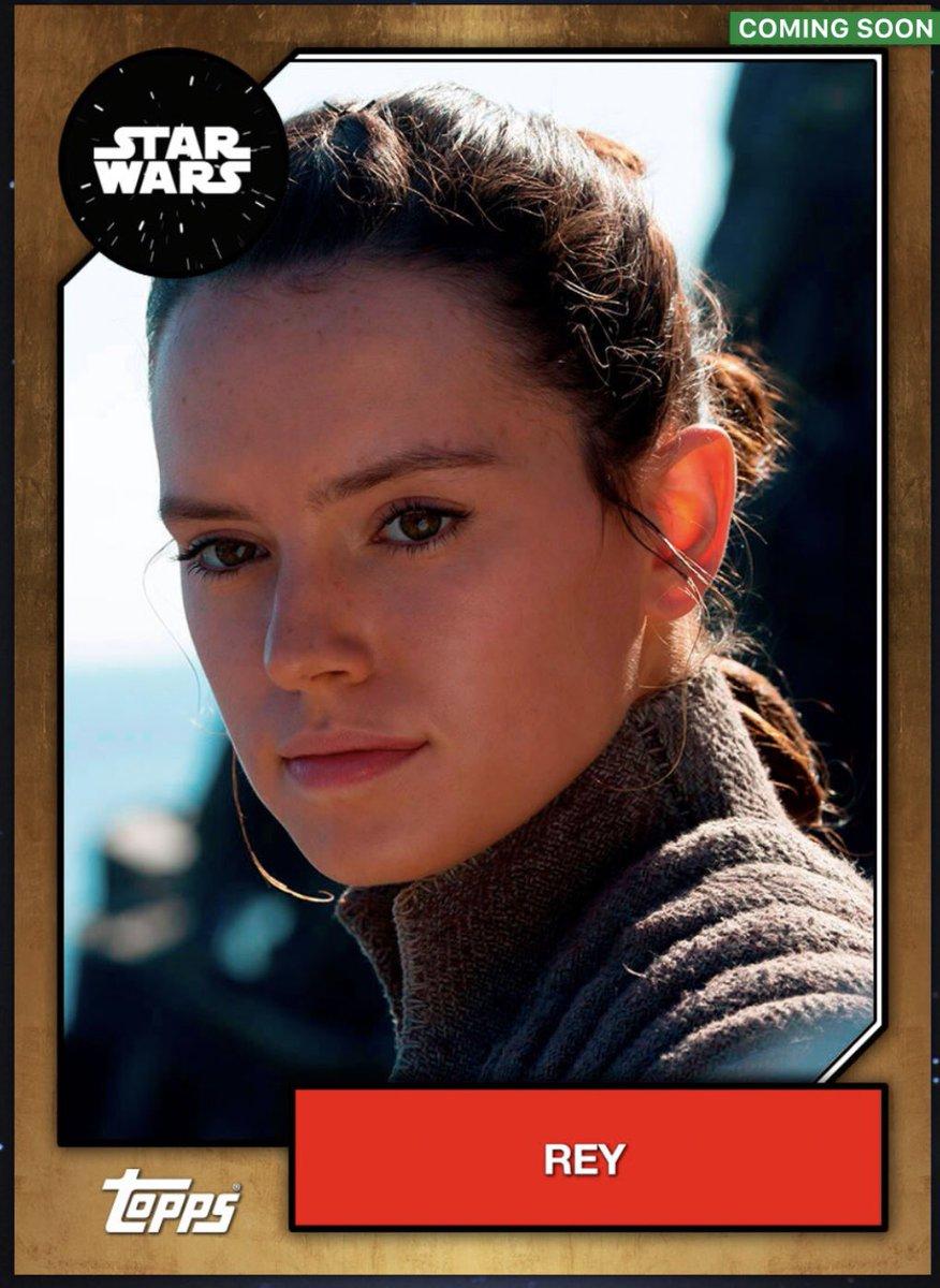Topps Star Wars Card Trader 2019 Base BRONZE Supreme Leader Snoke DIGITAL CARD