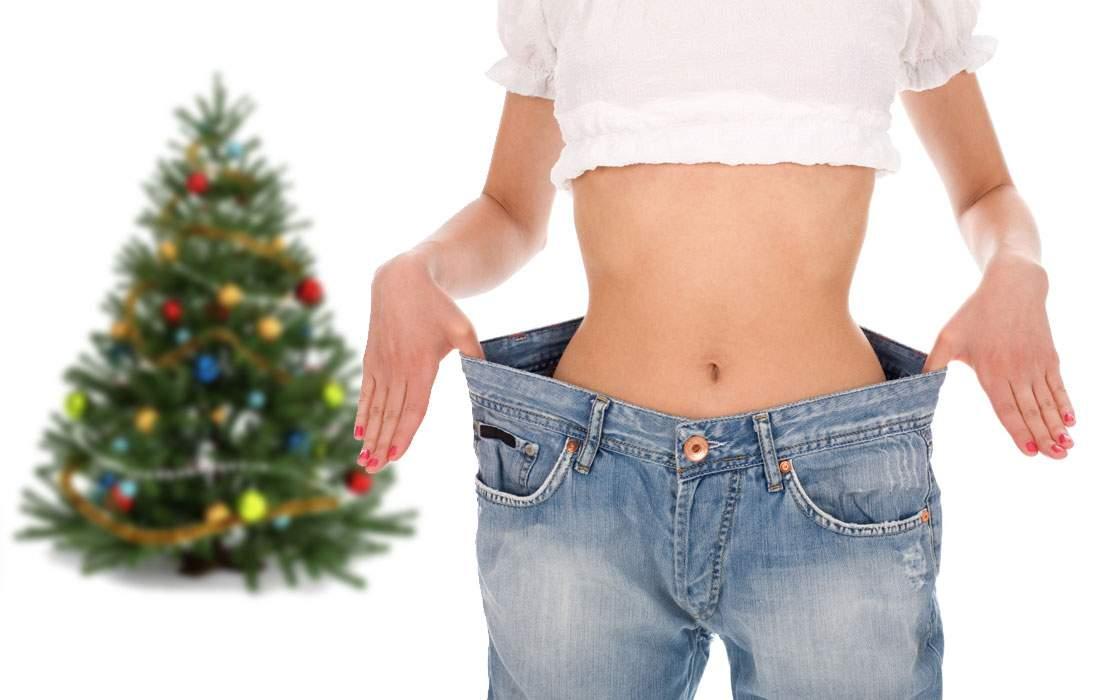 Зимние способы похудения
