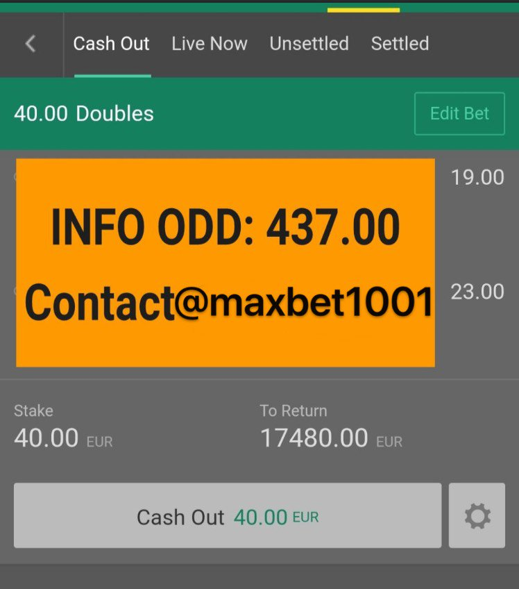Maxbet FIXED TIPS AND FIXED MATCHES (@maxbet1001) | Twitter