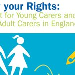 Image for the Tweet beginning: Today is #CarersRightsDay! If you're