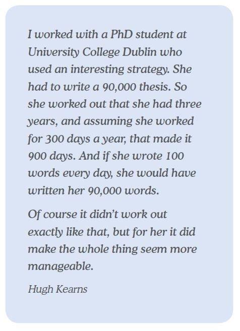 write 100 words