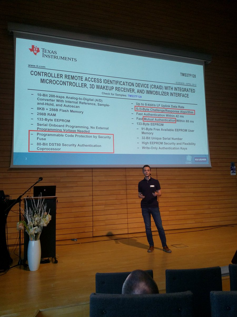 Owasp Belgium Be Twitter Digital Sample And Hold Owaspbnl18 1st Talk Fast Furious Insecure Passive Keyless Entry Start In Modern Supercars By Lennert Wouterspic Smpkejmdf0