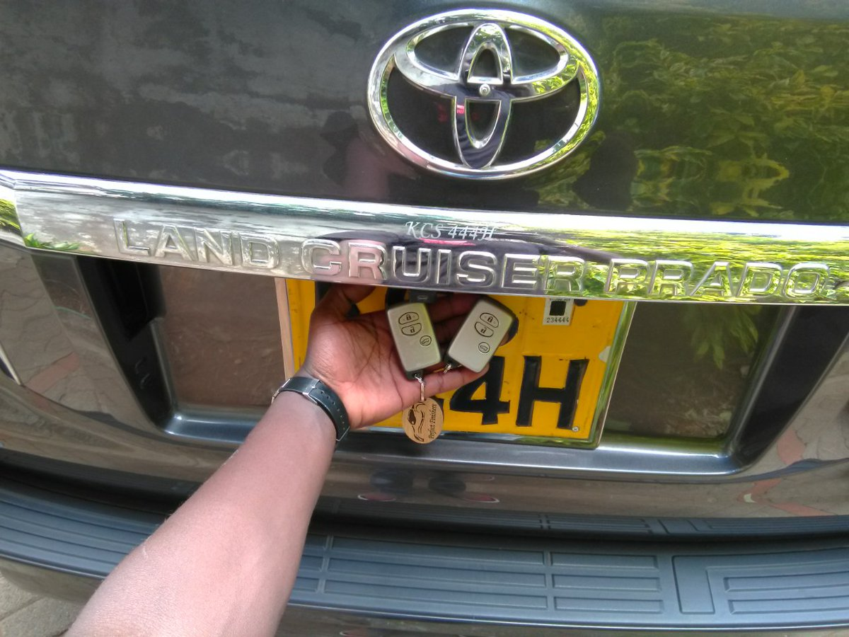 Autotronix Services On Twitter Land Cruiser Prado Tx Duplicate Toyota Key Keys Done At Give Us A Call 0703888777
