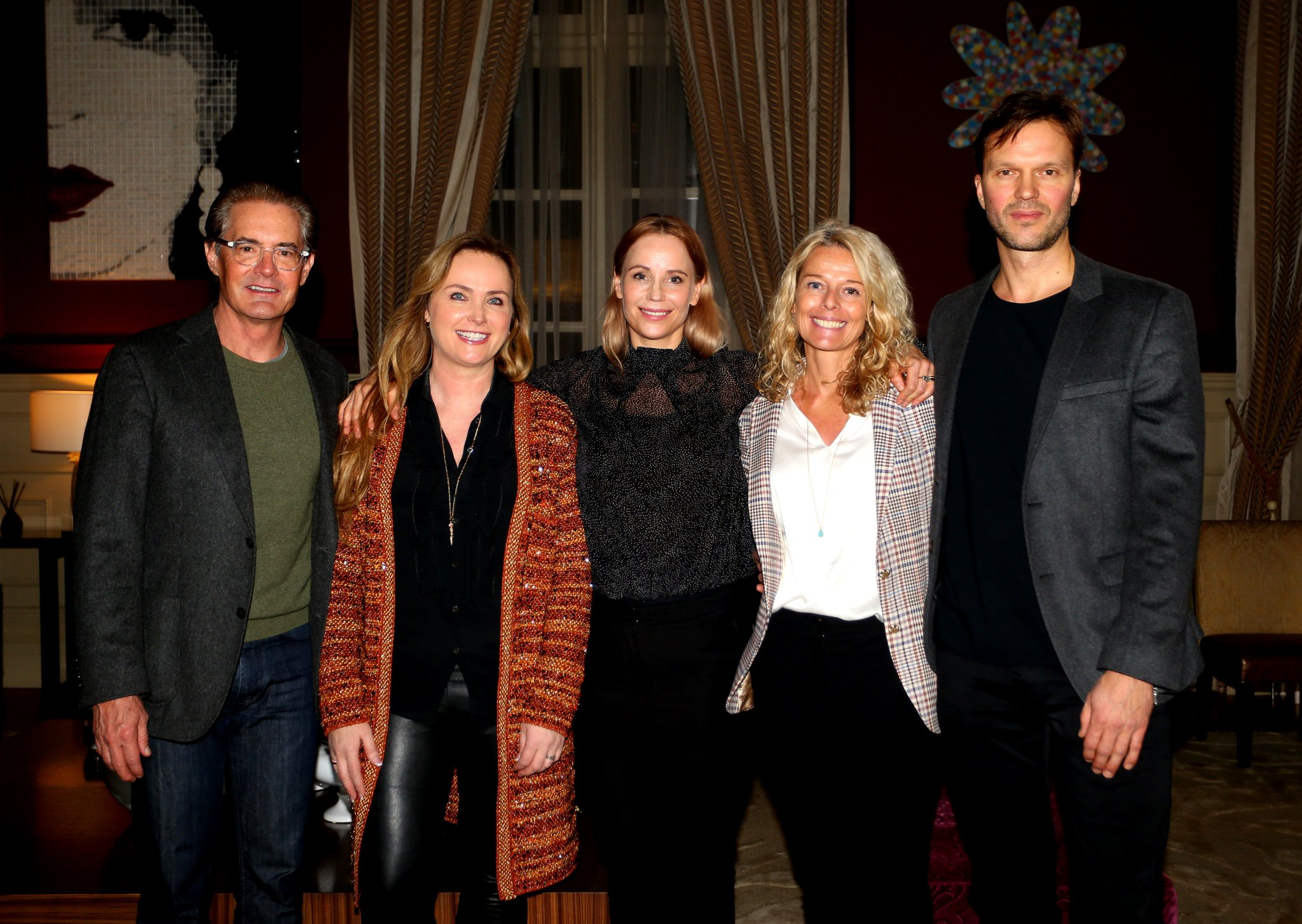 Beta Film Gmbh On Twitter Just Back From Proudly Presenting The Upcoming High End Drama Series Atlantic Crossing W Main Cast Kyle Maclachlan Sofia Helin Dir Alexandereik Cinenord S Founder Silje Hopland Eik At Contentlondon18