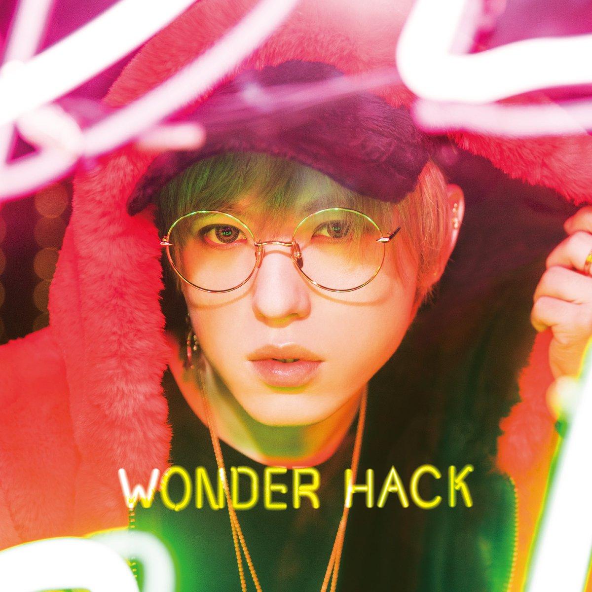 <アルバム発売決定!!>ㅤ約1年振りとなる待望の2ndアルバムを2019年1月16日にリリース?✨ㅤタイトルは『WONDER HACK』(ワンダーハック)??????⚡️?ㅤ来年2月からのツアータイトルもShuta Sueoyshi LIVE TOUR 2019-WONDER HACK- に決定??ㅤ詳細はこちらから?