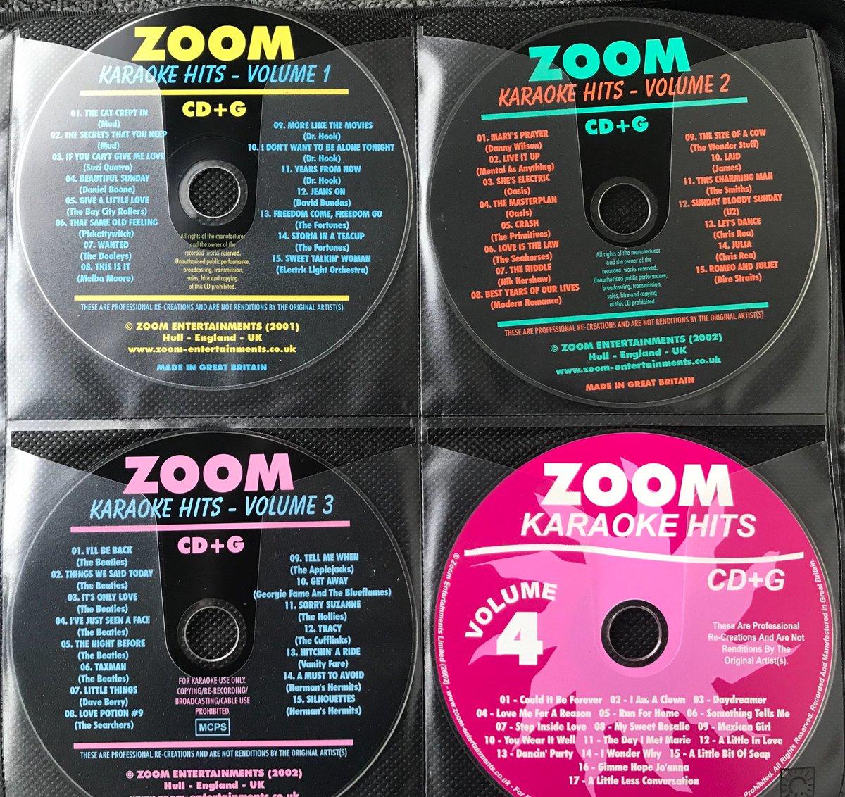 Zoom Karaoke on Twitter: