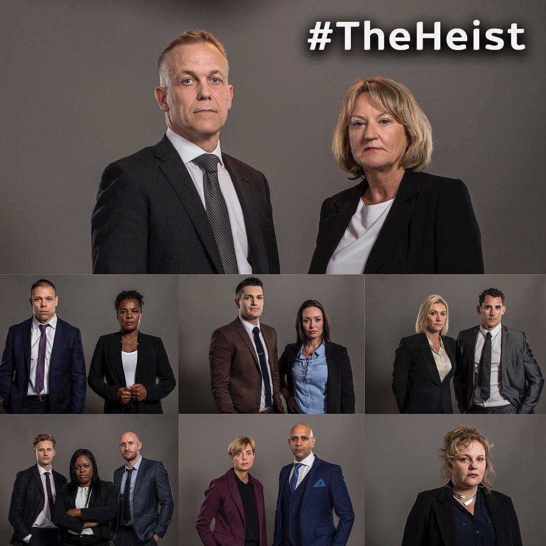 The heist sky one