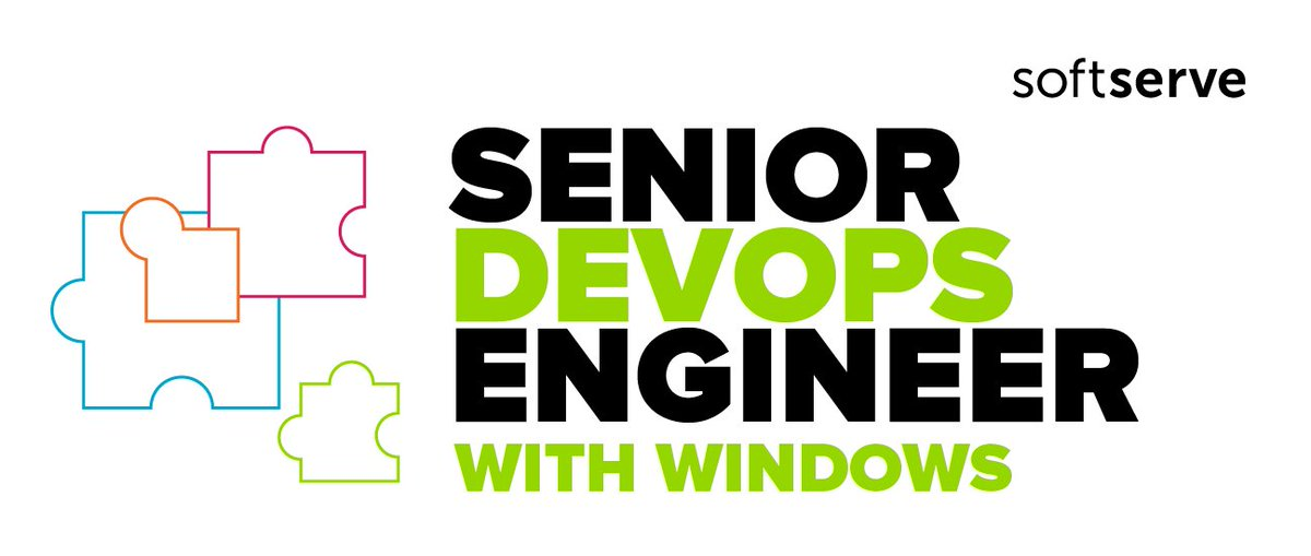 Currently forming a core team and looking for a Senior #DevOps Engineer with #Windows. 🍀Front-end: Angular, SASS, web pack 🍏Back-end: .Net 🦖Databases: MS SQL Server 🐢Cloud: Microsoft Azure 🍀Architecture: Micro services REFER a friend or APPLY here ~> https://t.co/LQejEv0Qsy https://t.co/7krZeCMtbr