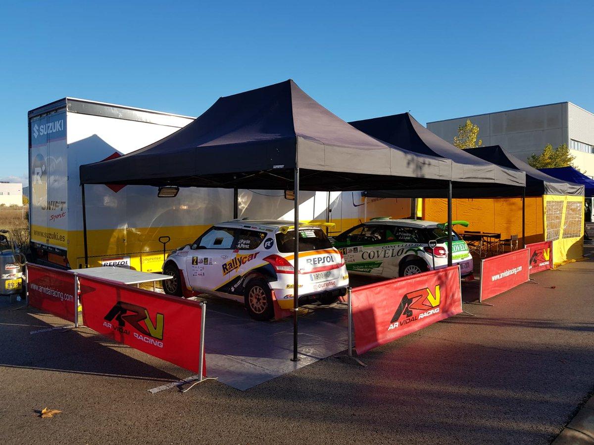 CERT: 1º Rallye de Tierra de Madrid [30 Noviembre - 1 Diciembre] - Página 2 DtPeZpqWkAAzRYW
