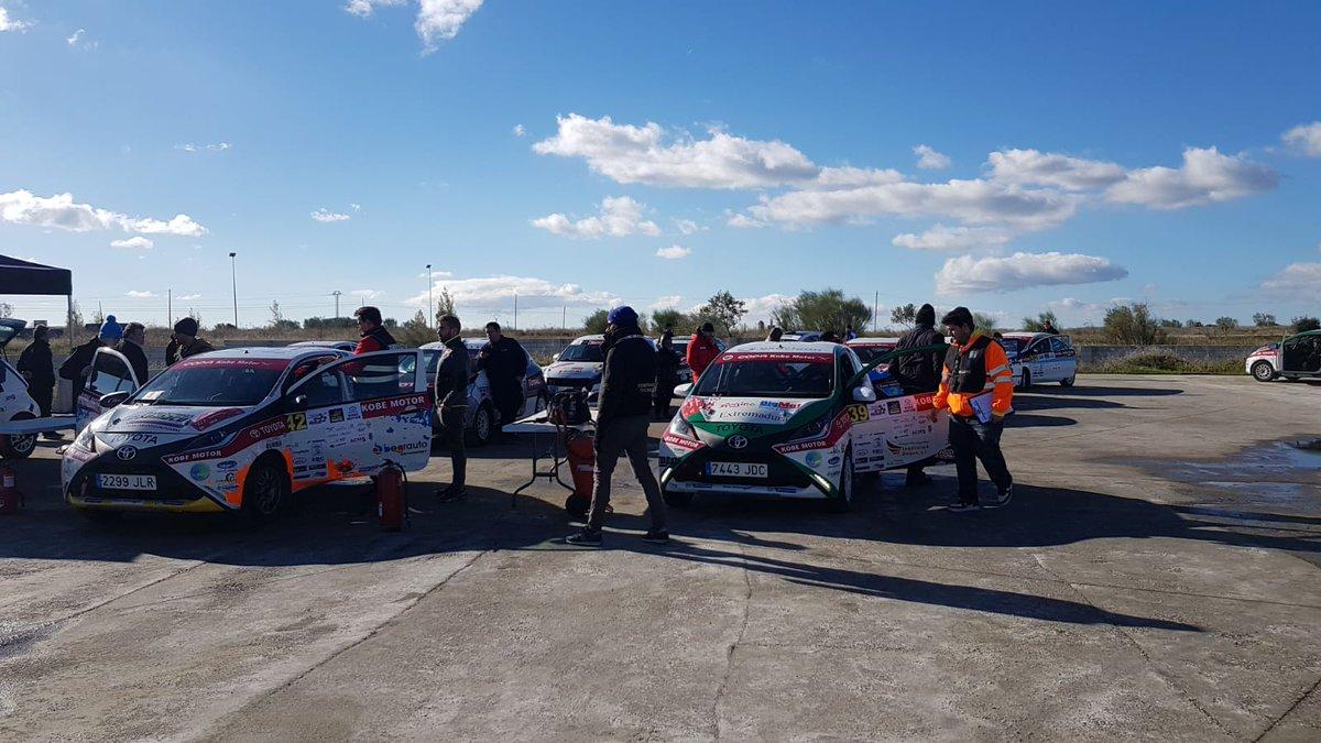 CERT: 1º Rallye de Tierra de Madrid [30 Noviembre - 1 Diciembre] - Página 2 DtPpQZoXcAUB6AY