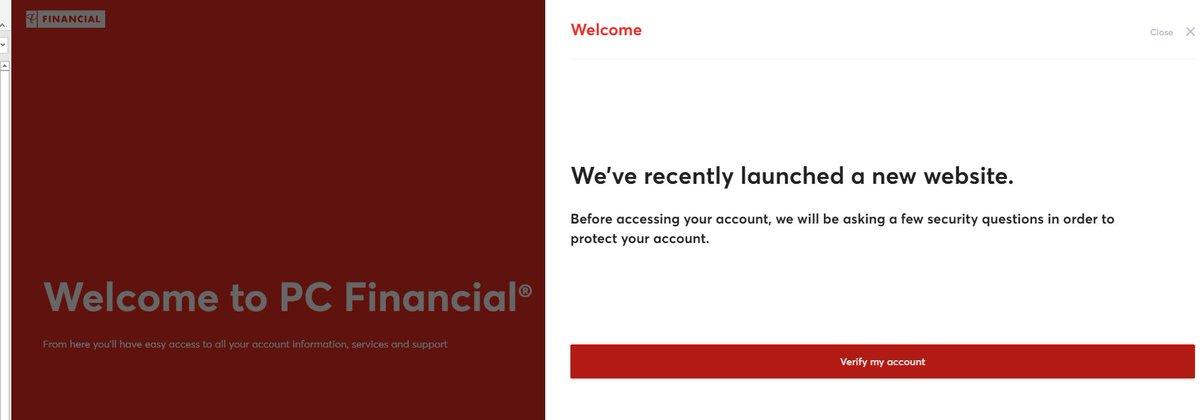 PC Financial on Twitter: