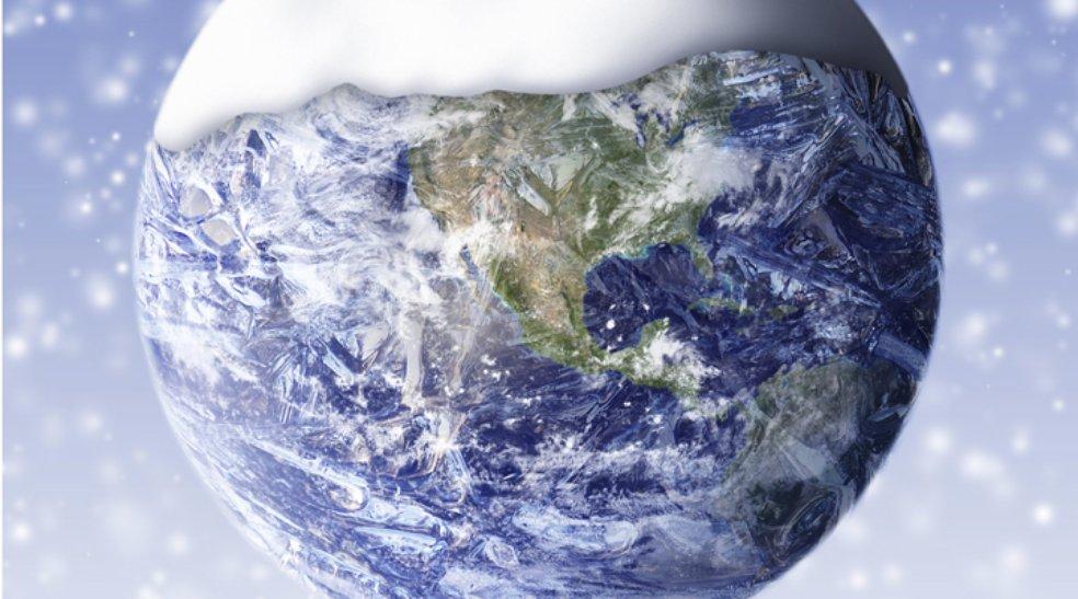 нём картинки глобальное похолодание разделили
