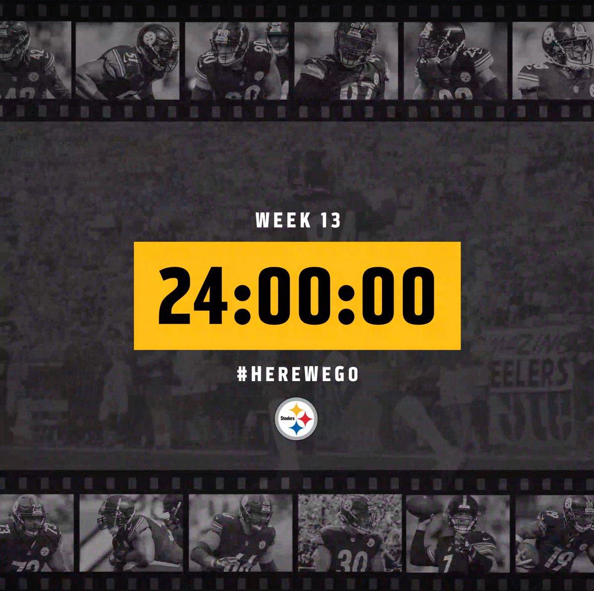 5a8f8ffa 24 hours. #HereWeGo https://t.co/dvJn1E7j8Y - Football - Pittsburgh ...