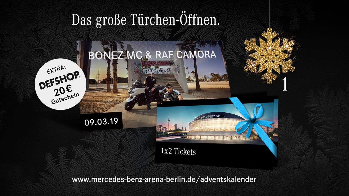 """mercedes-benz arena on twitter: """"🎄 adventskalender 🎄 das schönste"""