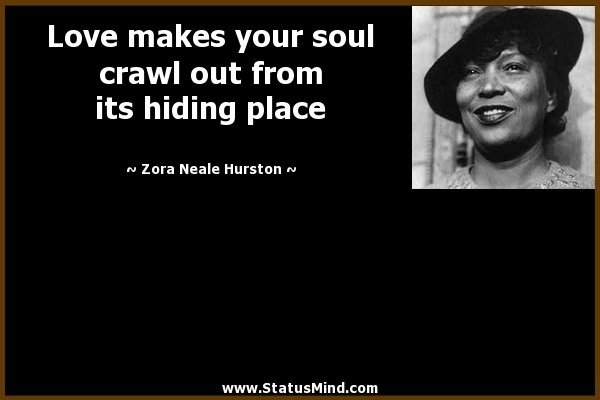 Hover Me On Twitter Zora Neale Hurston Quotes About Love Httpst