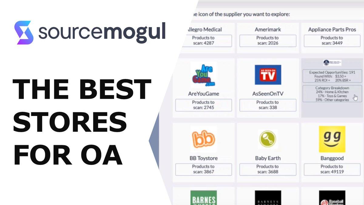 SourceMogul Online Arbitrage Software on Twitter: