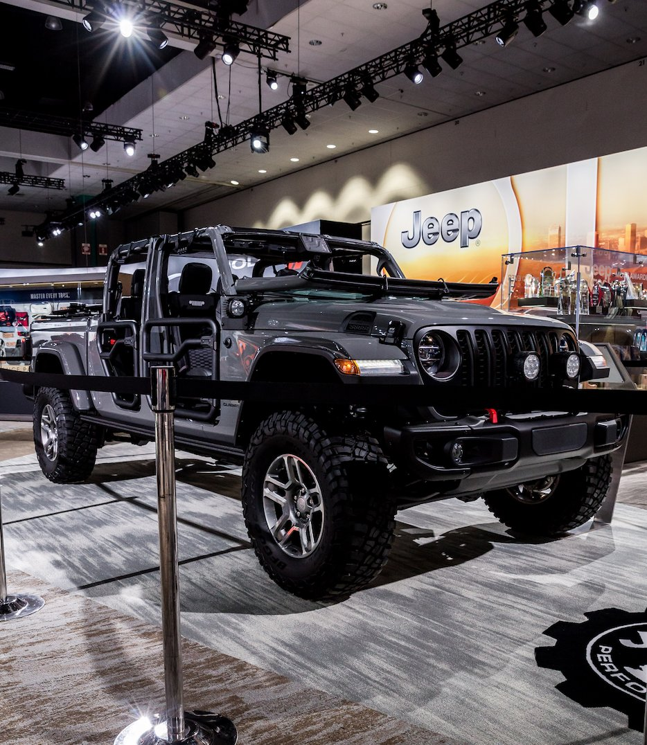 """Official Jeep Accessories: MOPAR On Twitter: """"Hey #MoparNation, We've Invaded The"""