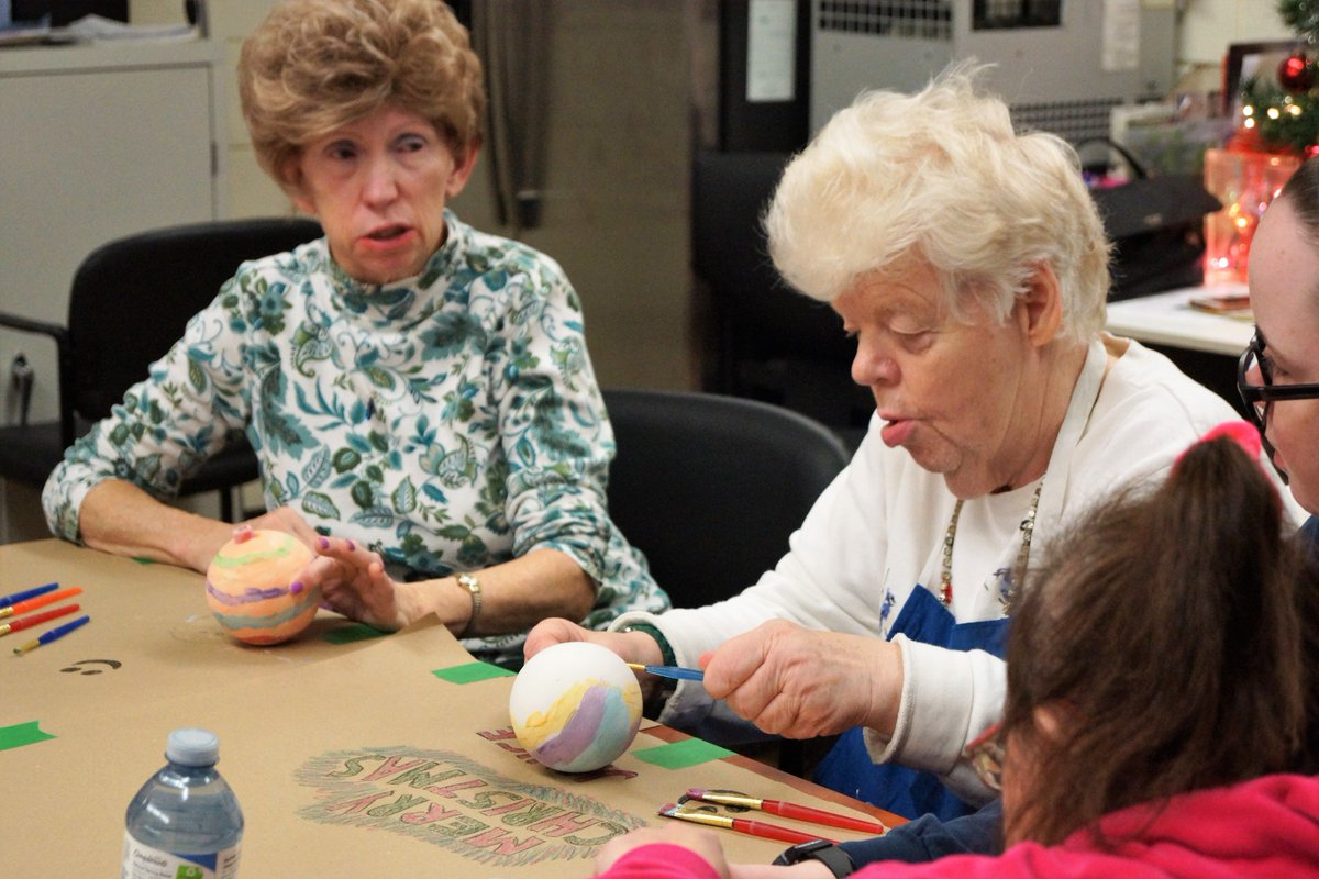 Leisure activities for older adults