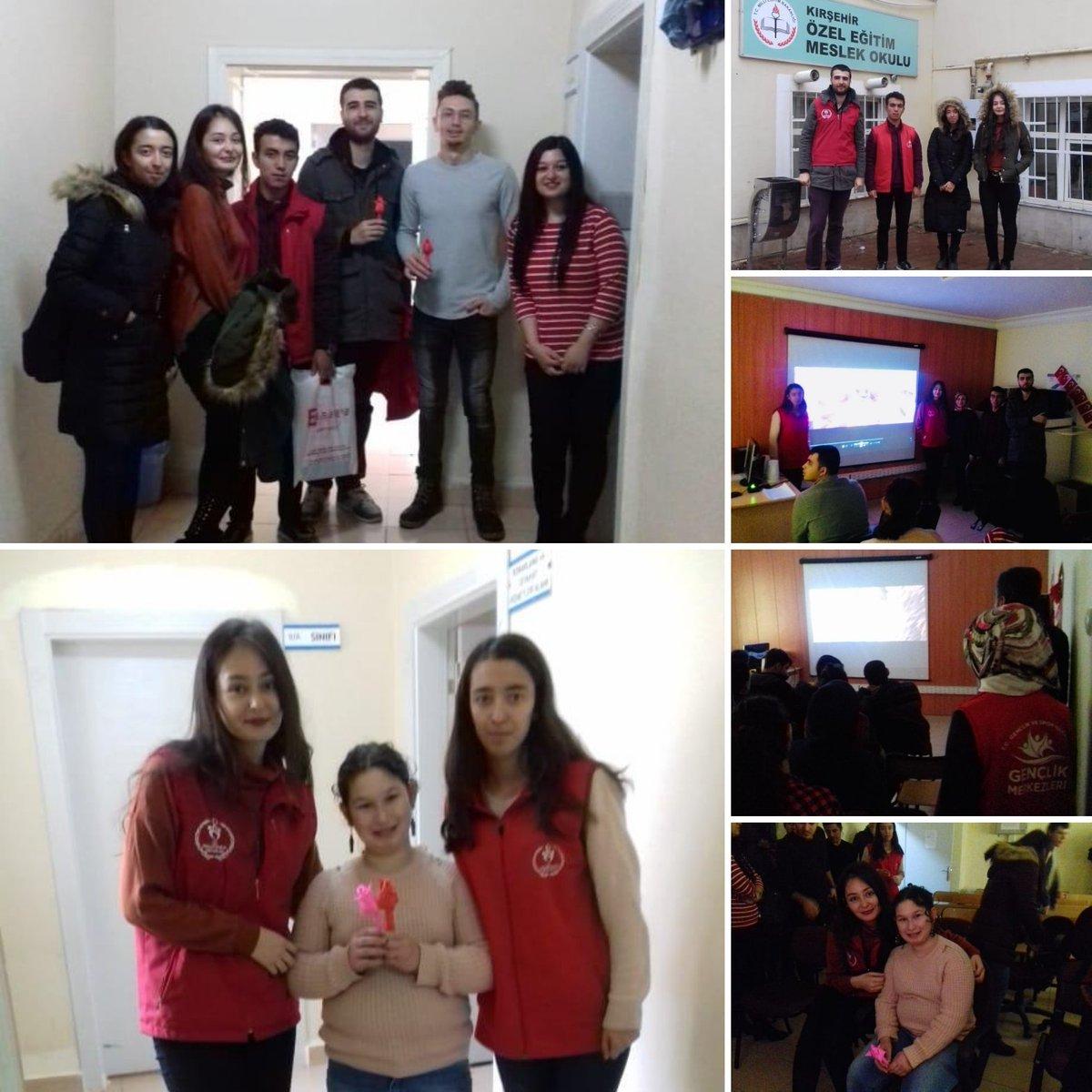 Kırşehir Gençlik Ve Spor Il Müdürlüğü On Twitter Mucur Gençlik