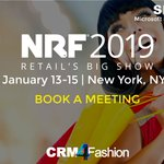 Image for the Tweet beginning: The countdown to #NRF2019 is