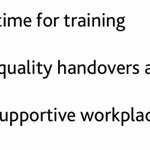 National Training Survey report from @gmcuk concludes with three key asks of #NHS employers across UK to protect quality of training for future specialist workforce:
