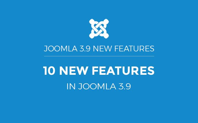 10 New features of Joomla 3.9  https:// buff.ly/2BAqX7G     #joomla #joomlatips #joomla3.9 <br>http://pic.twitter.com/HFufvOu0cX