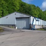Image for the Tweet beginning: #refurbished #industrialunit #cinderford #ForestofDean Available