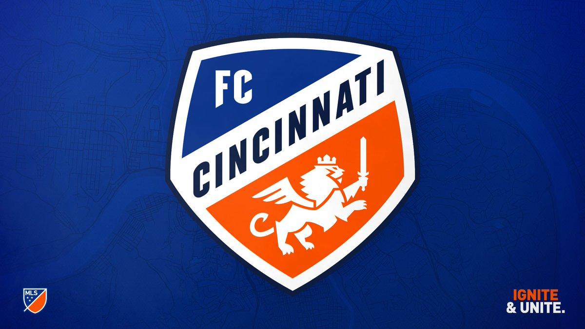 the best attitude f40ad 7effd FC Cincinnati on Twitter: