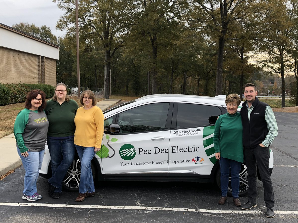Pee Dee Electric Nc On Twitter Some Of Our Rockingham Office And