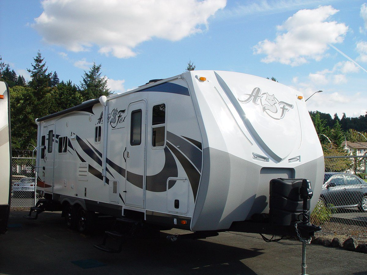 Kent Rv On Twitter Northwood Mfg Offers The Arctic Fox 25y With