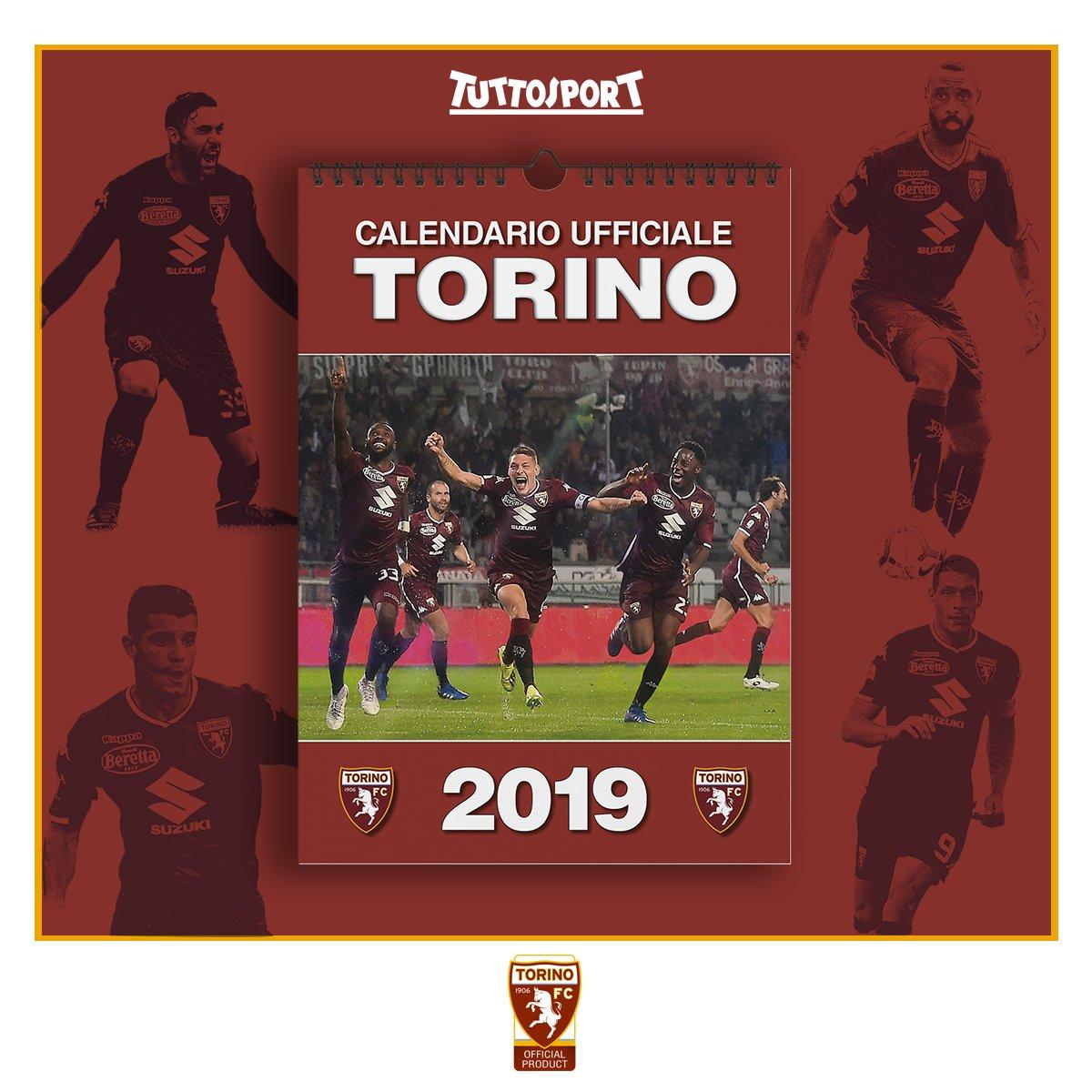 Torino Fc Calendario.Torino Football Club On Twitter In Edicola Con Tuttosport