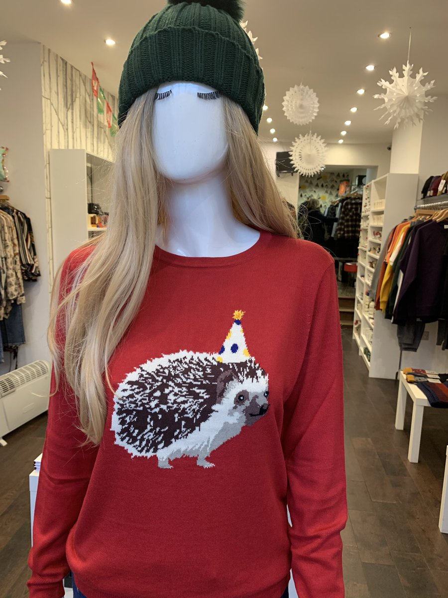 Hedgehog Christmas Jumper.Rhoda On Twitter Christmas Giftideas For Women Cute