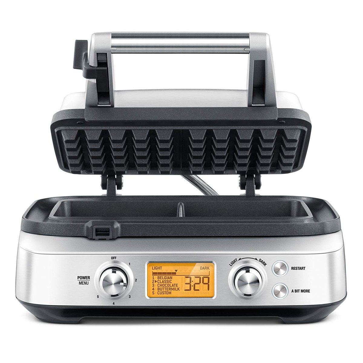 The Smart Pro 2 Slice Waffle Maker Get it here 👉https://t.co/RP7TVhQLU1 affiliate link Buy at $224:95 #culinarytool #brevillesmartwaffle #smartwaffle #bestwaffle #brevillewafflemaker #bestwafflemakers #waffleiron #smallappliances #homeandkitchen #kitchenanddining https://t.co/r9obgv1dHP