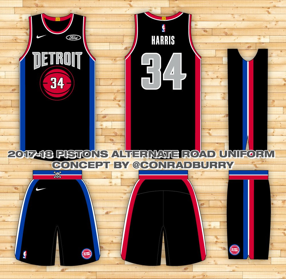 sports shoes f4979 b7a45 Detroit Pistons on Twitter: