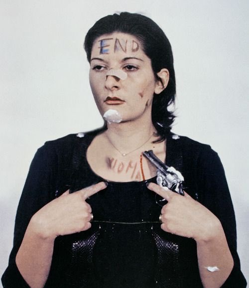 Happy birthday marina abramovic, I ve never been as enamoured by someone as quickly as u