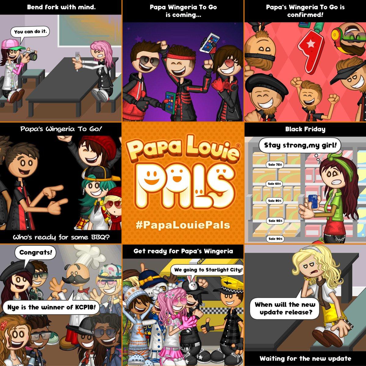 Flipline Studios On Twitter Papa Louie Pals Scenes And A Preview Https T Co 82ju2aez9b Papalouiepals