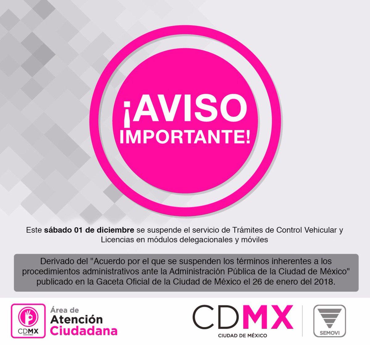 Secretaría De Movilidad Cdmx On Twitter Semoviinforma Los