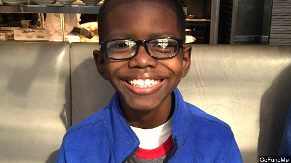 8-year-old boy beats stage 4 brain cancer at Tennessee hospital https://t.co/Fbehjzo51C